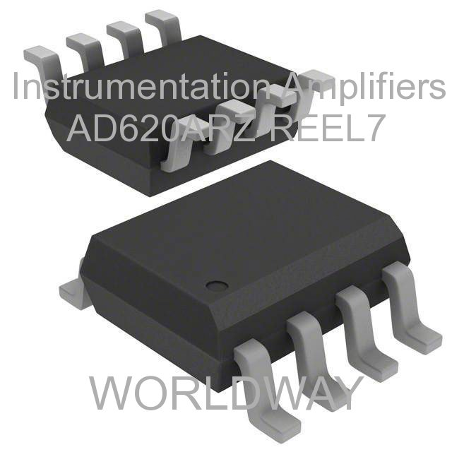 AD620ARZ AD620AR AD620A SOP-8 Integrated Circuit from Analog Devices